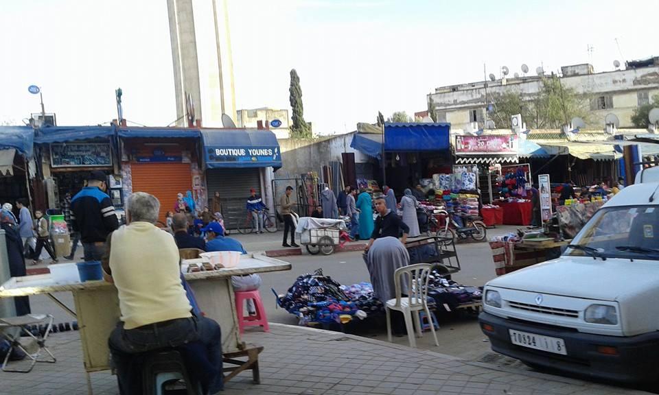بنحمزة يسائل وزير الداخلية حول وضعية الباعة الجائلين بمدينة الخميسات