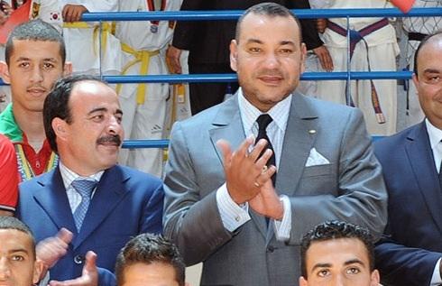 هذا ما قاله الملك محمد السادس عن انتخاب الياس العماري أمينا عاما للبام