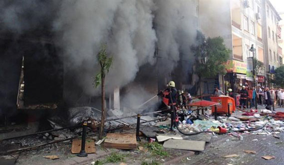 عشرة قتلى و15 مصابا في انفجار اسطنبول