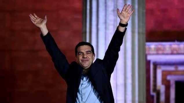 اليونانيون ينتخبون زعيما جديدا لتحدي رئيس الوزراء تسيبراس