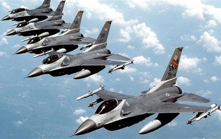 طائرات التحالف تشن 26 ضربة ضد الدولة الإسلامية في العراق وسوريا