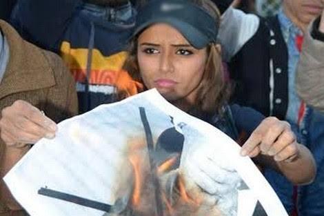 إحراق صورة ابن كيران في أكادير سلوك مرفوض لا يعبر عن أخلاق الأمازيغ