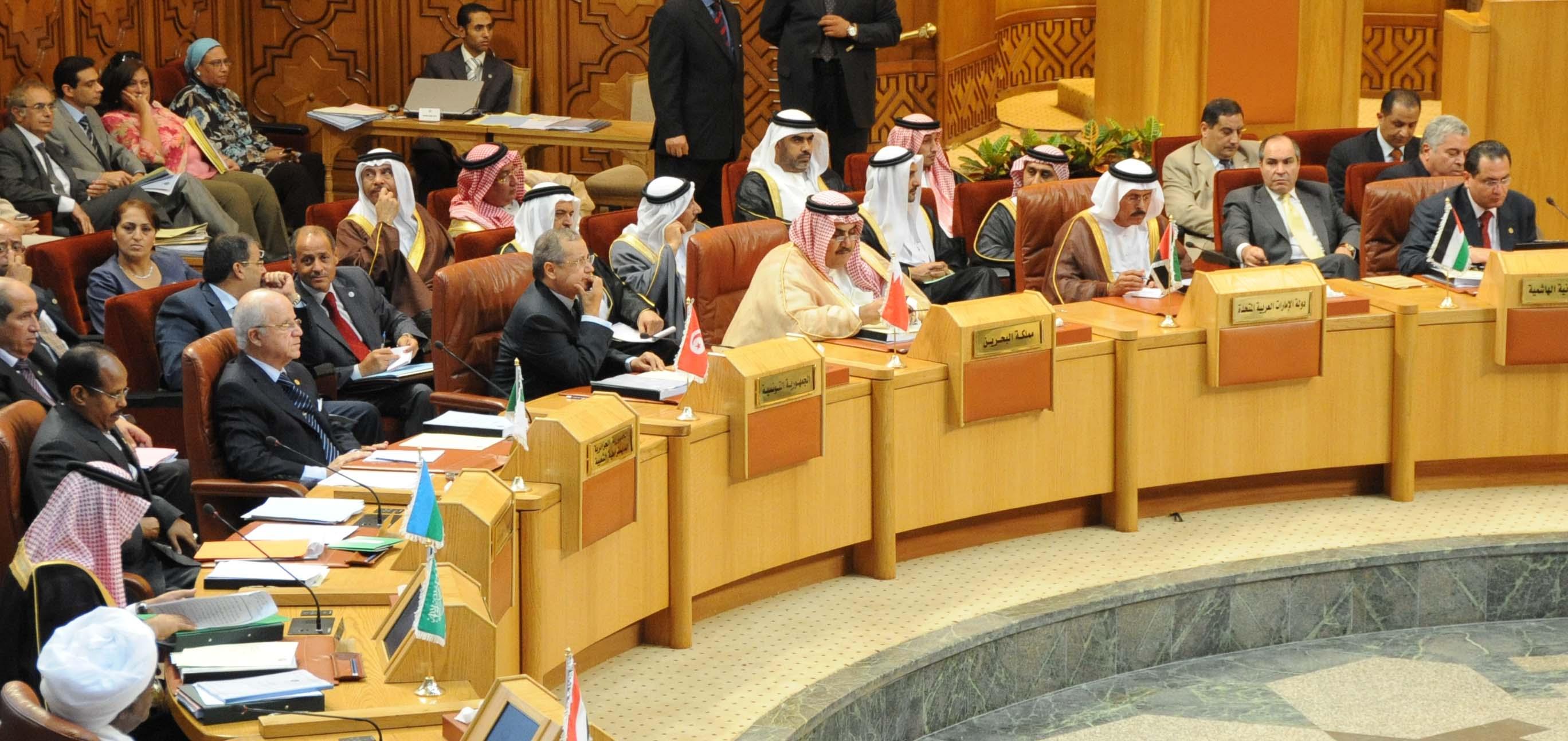 وزراء الخارجية العرب يتهمون إيران بزعزعة الأمن الإقليمي