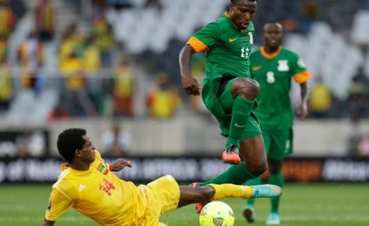 منتخب الكونغو الديموقراطية يتفوق بحصة كبيرة على نظيره الإثيوبي 3-0