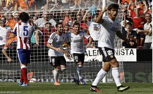 اشبيلية وبلنسية يبلغان قبل نهائي كأس ملك اسبانيا لكرة القدم
