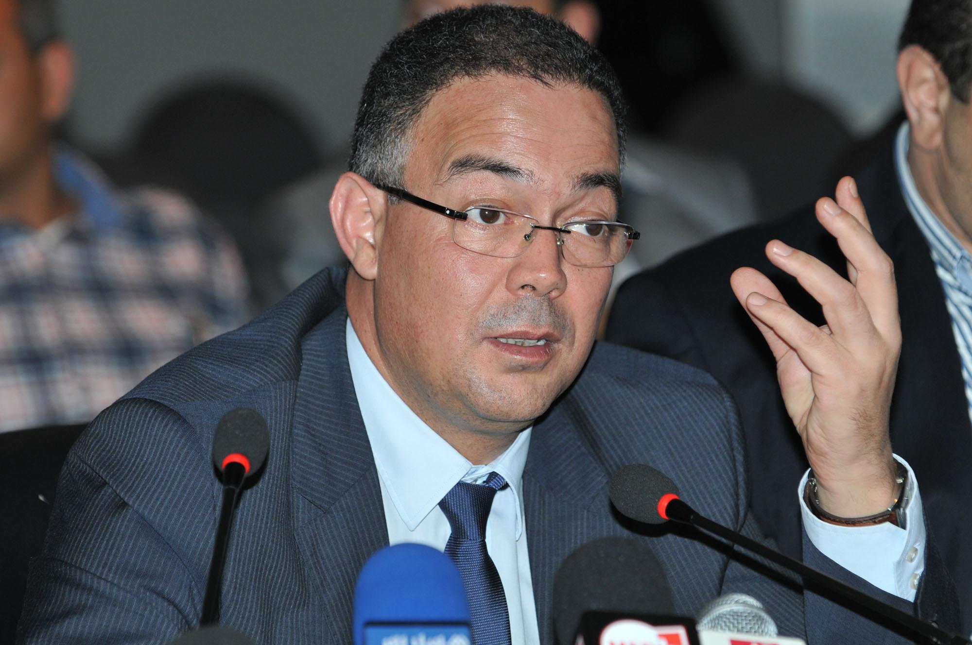 لقجع مقداتشو جامعة الكرة.. ليصبح رئيسا لجمعية أعضاء المفتشية العامة للمالية