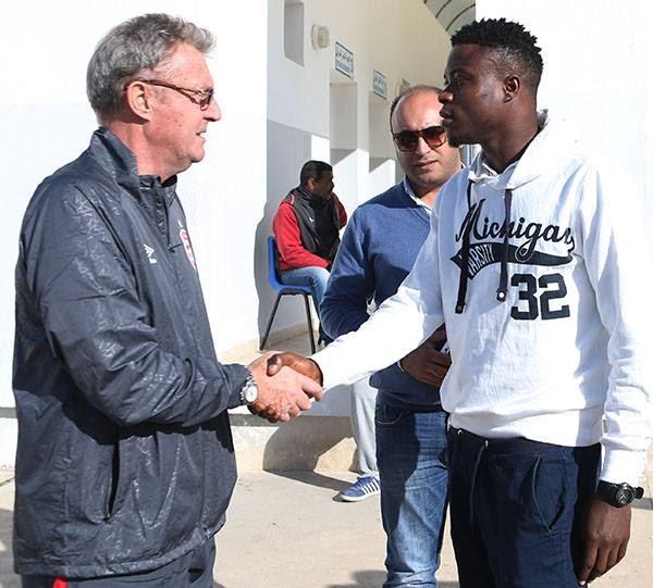كرول مدربا جديدا للنادي الإفريقي بعد فشل التعاقد مع مارشان