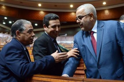 برلماني يتنازل عن معاشه أمام بن كيران