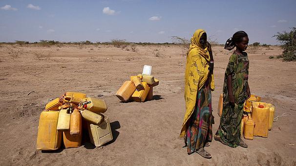 ملايين الاثيوبيين يواجهون اخطر موجة جفاف منذ 30 عاما