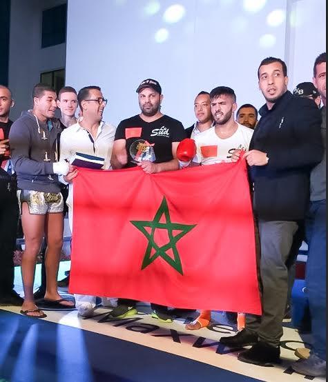 الرياضة المغربية تتألق في الإمارات العربية المتحدة