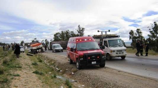 مصرع خمسة أشخاص  في حادثة سير على الطريق السيار سطات – مراكش