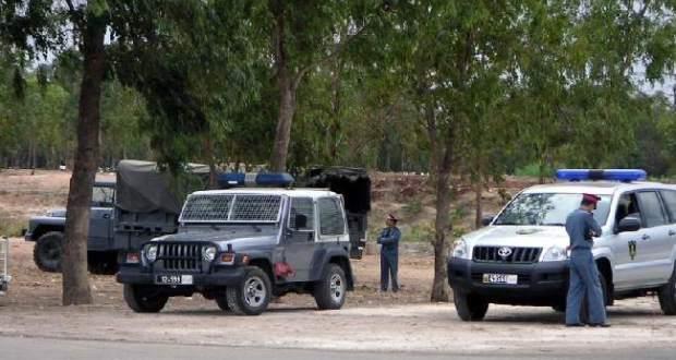 السلطات المحلية بقيادة عين الشعير تعتقل متهما اعتدى على السياح