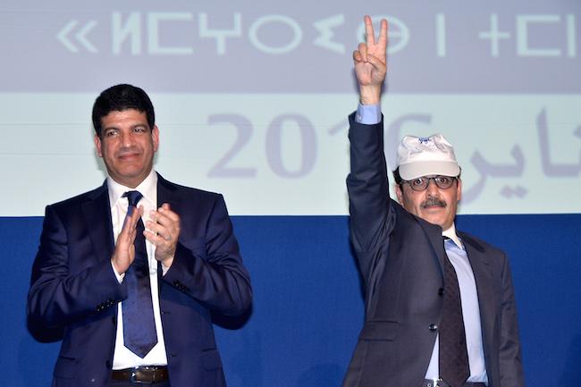 هؤلاء هم أعضاء المكتب السياسي الجديد لحزب البام..