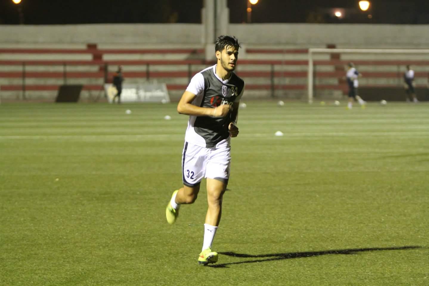 المغرب التطواني يعير لاعبه ياسين الطاهري لنادي أولمبيك الدشيرة