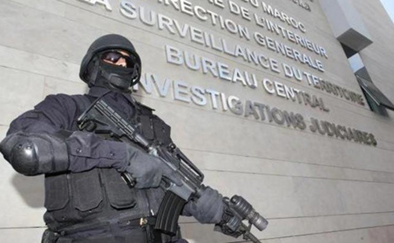 المخابرات المغربية تفكك خلية ارهابية داعشية بدار بوعزة الدار البيضاء