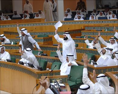 البرلمان الكويتي يصوت على قانون يقيد وسائل الإعلام الإلكترونية