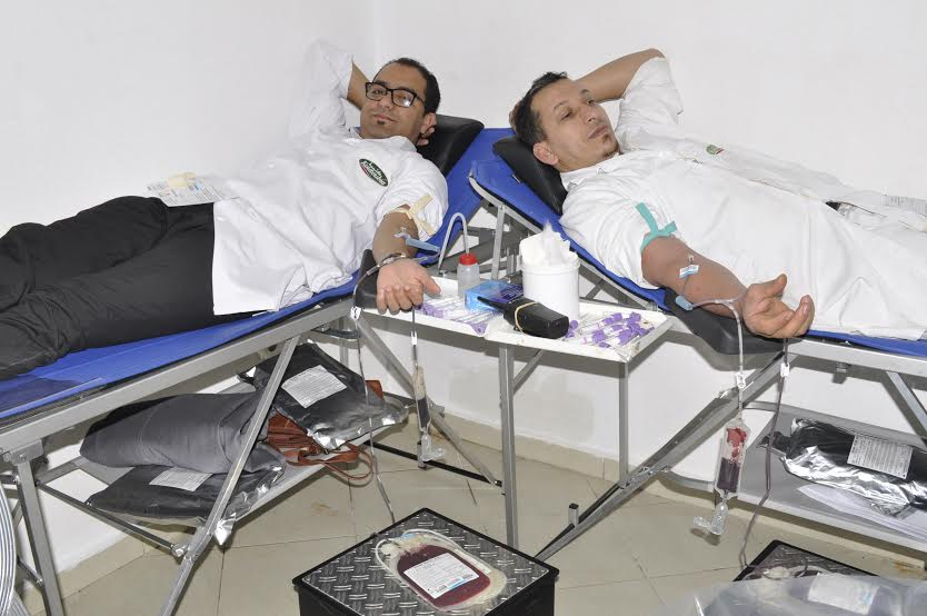 مؤسسة الطاهر للأعمال الاجتماعية تنقذ حوالي 600 مريض محتاج للدم