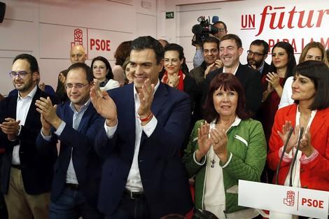 الاشتراكيون الاسبان يرفضون التفاوض مع بوديموس لتشكيل حكومة