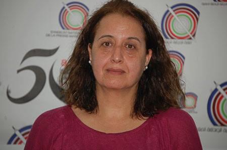 """القضاء ينتصر للصحافية الحساني نائبة الياس العماري في جهة طنجة ضدا """"لاماب"""""""