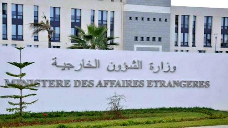 المغرب يعبر عن إدانته الشديدة للتفجير الإرهابي في مدينة زليتن وعن تضامنه مع ليبيا