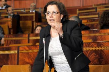 """شوفو البرلمانية الرويسي اش تتقول"""" هناك نساء تتخلى دار عشتهم.."""""""