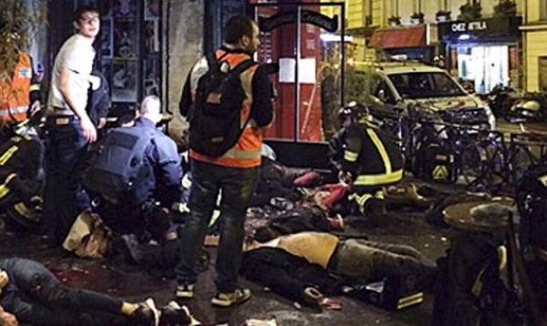 داعش يصدر شريط فيديو لمنفذي اعتداءات باريس