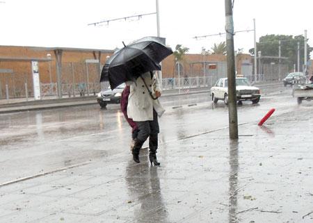 الطقس يوم السبت: نزول أمطار ضعيفة
