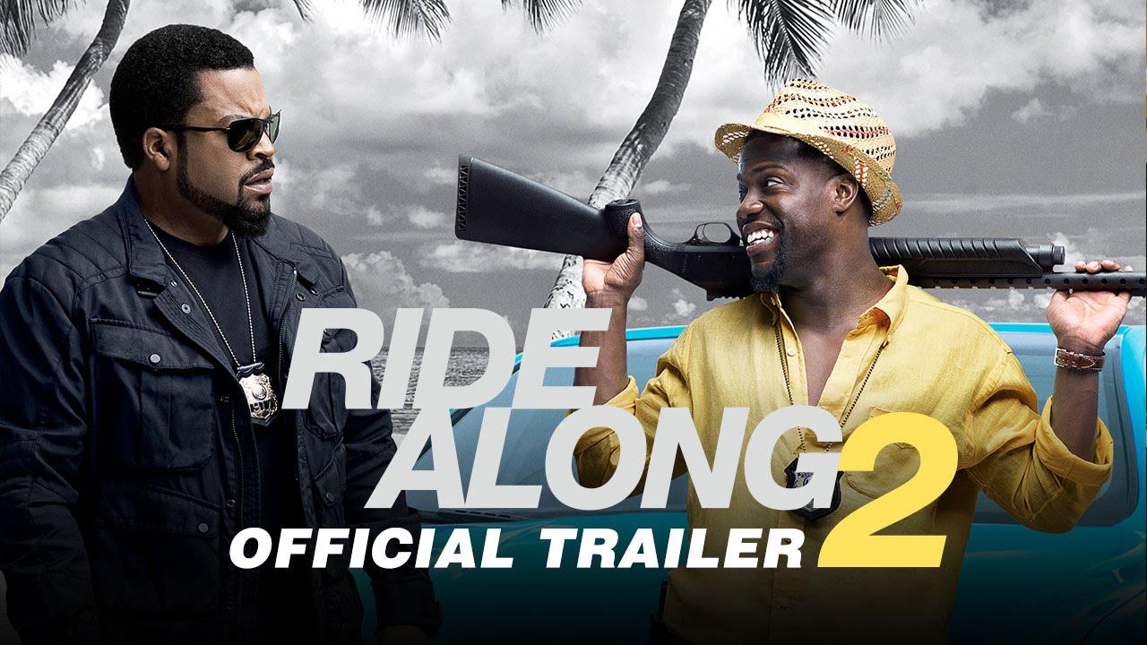 فيلم (رايد ألونج 2) يطيح بحرب النجوم من صدارة شباك التذاكر