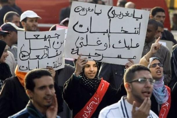 هل يصنع المغاربة تاريخهم ويقاطعون الإنتخابات ؟