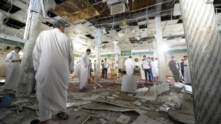 4 قتلى و18 جريحا في تفجير انتحاري استهدف مسجدا للشيعة في السعودية