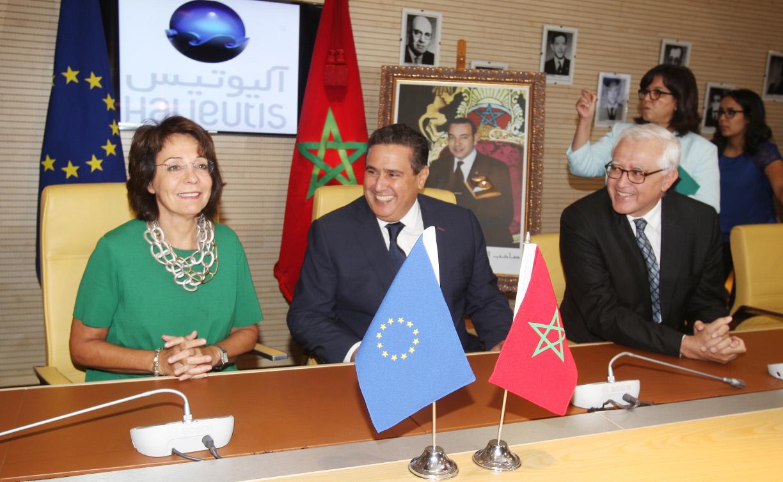 المغرب يعلق الاتصالات مع بعثة الاتحاد الأوروبي بسبب نزاع تجاري