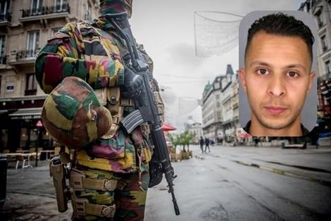 التوصل الى بصمة لصلاح عبد السلام المشتبه به في اعتداءات باريس واحزمة ناسفة