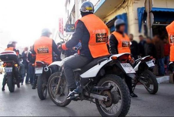 بوليس خدام: توقيف 26 ألف و515 شخصا متلبسا باقتراف جنايات بعدة مدن مغربية