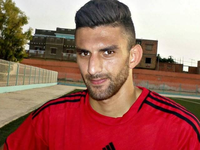 توقيف للاعب مولودية الجزائر خير الدين مرزوقي لثبوت تعاطيه المنشطات