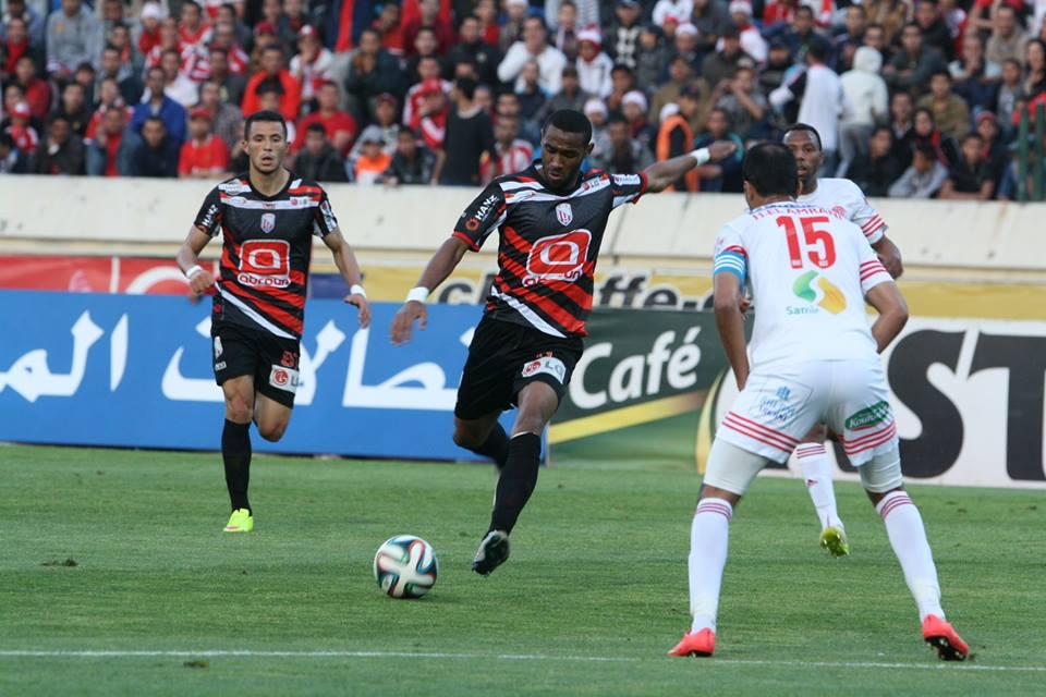 اليكم نتائج أندية القسم الثاني (الدورة 14) من البطولة المغربية
