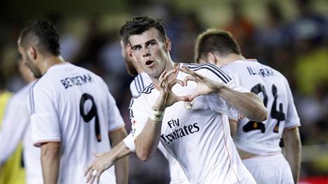 ريال مدريد ينتزع المركز الثاني مؤقتا بعد فوزه على اتليتيكو بلباو