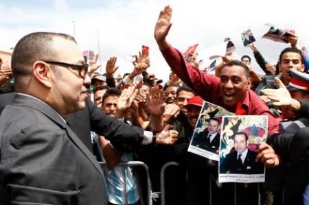 """قالها مسؤول أمريكي: الأقاليم الجنوبية للمغرب تعيش على وقع """"تحول حقيقي"""" بفضل الملك"""