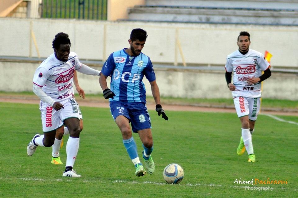 أولمبيك خريبكة واجه الوداد بأقمصة فارغة في مشهد لا يليق بممثل المغرب في دوري أبطال إفريقيا