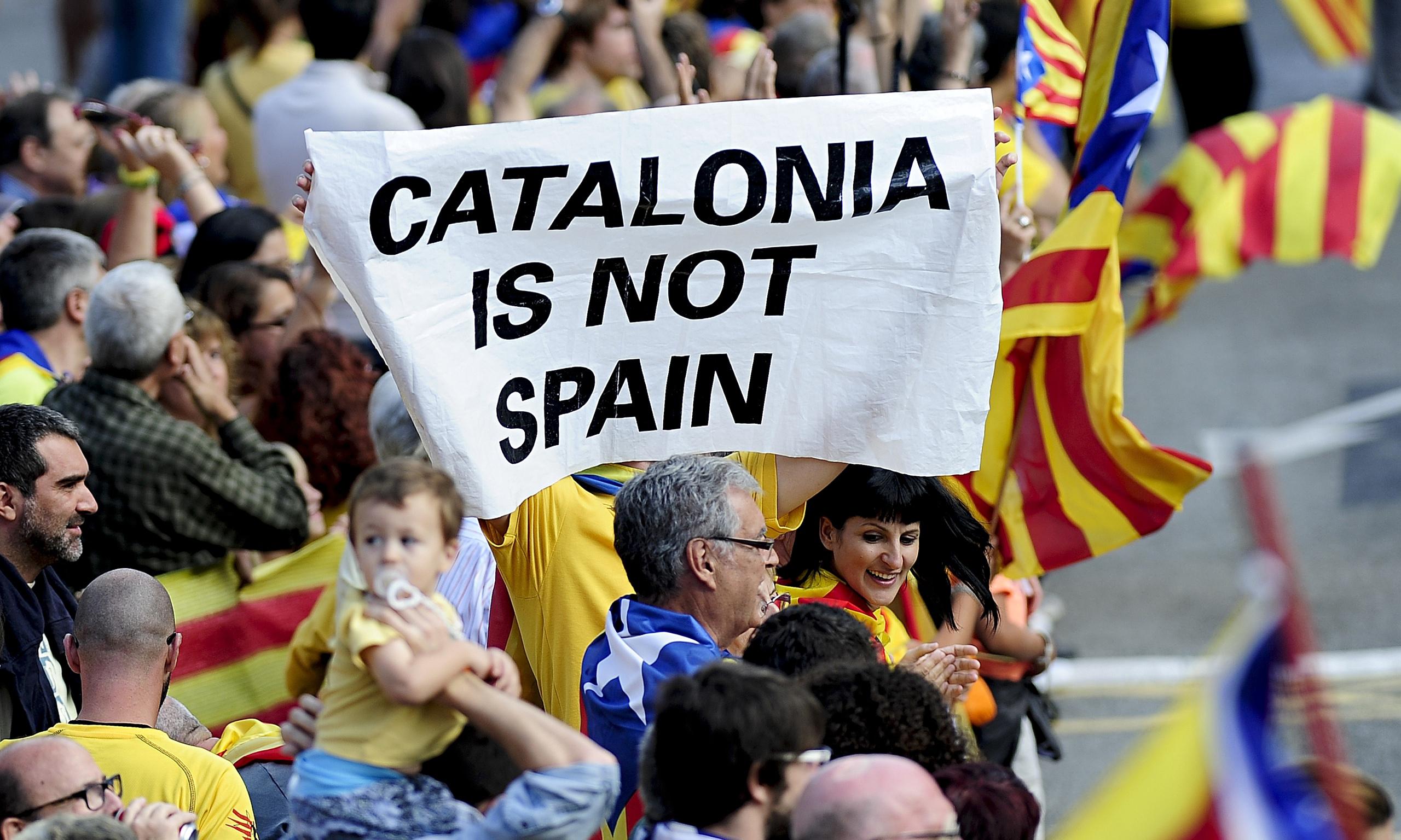 أزيد من 57 في المائة من الكاطالونيين يؤيدون الانفصال عن إسبانيا
