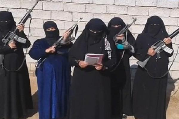 """مقاتلو """"داعش"""" يتسللون للمغرب بالنقاب"""
