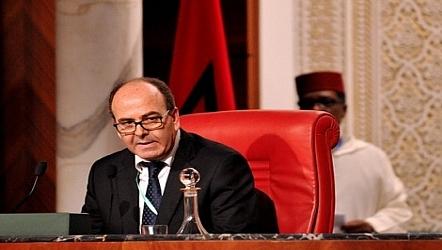 """فضيحة خطيرة: بنشماش يتكلم عن"""" تقرير مصير في الصحراء"""" أمام برلماني أمريكا الجنوبية"""