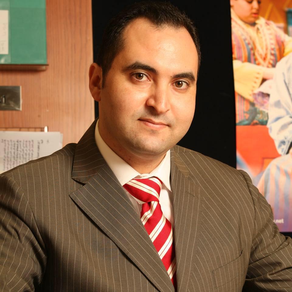 خالد أدنون الناطق الرسمي لحزب الأصالة والمعاصرة يعقد لقاء صحفيا