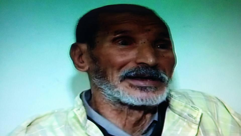 """ظلم تلفزة """" الامبراطور"""" العرايشي…احد العاملين مرمي في خيرية لا يجد ما يأكل بصارع الموت والجوع"""