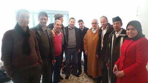 بن كيران والخلفي يستنجدان بصحافيين مقربين لهم لاعداد حملة وتلميع صورة البيجدي