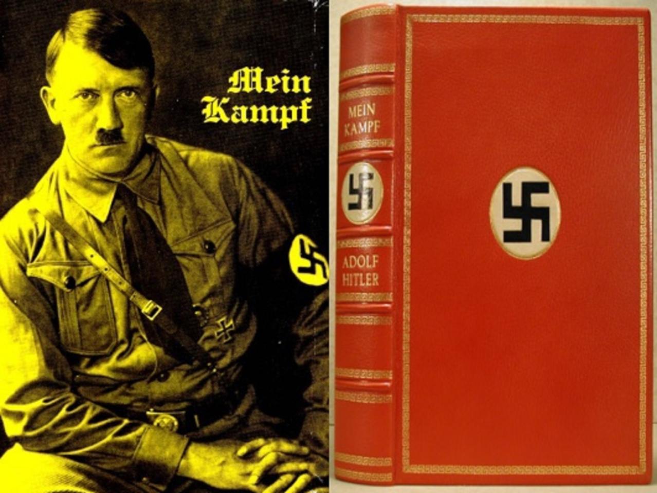 """كتاب """" كفاحي """" لهتلر يتصدر مبيعات الكتب بألمانيا"""