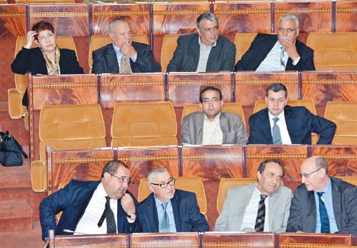 برلمانيو الاتحاد الاشتراكي يكشفون عيوب حكومة بن كيران  في لاسامير و  الجفاف ونظام المساعدة الطبية
