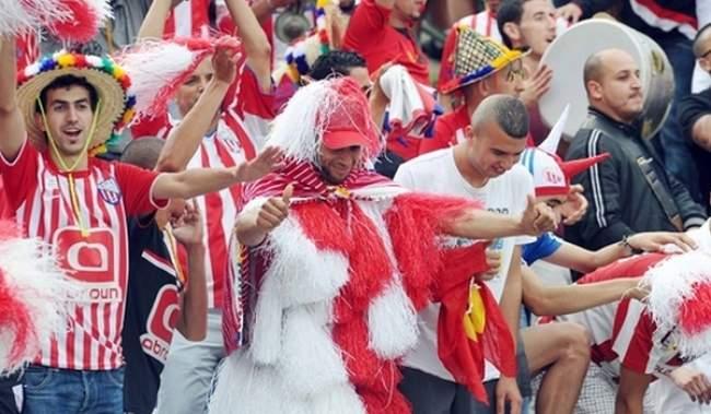 المغرب التطواني يفوز على ضيفه اتحاد طنجة بهدف للاشيء