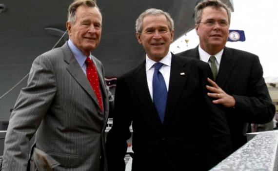 جيب بوش، ضحية تمرد الكتلة الناخبة الجمهورية ضد المؤسسة الحزبية