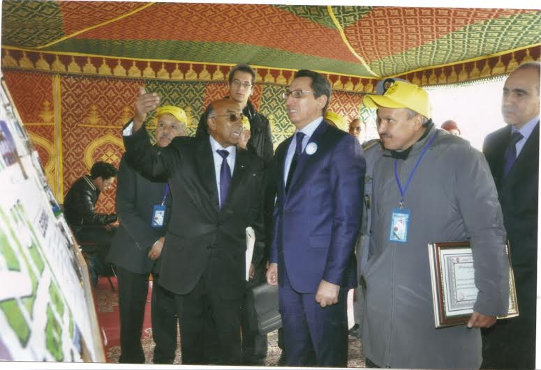 """خريبكة:  الجمعية المغربية """"لا للحوادث"""" نظمت يوما دراسيا للتحسيس بمخاطر الطريق"""