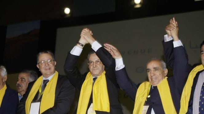 حزب الحركة الشعبية يثمن النقاش القائم بين قيادة الحزب والمنتخبين